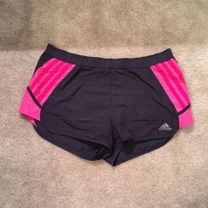 Size Small Adidas running shorts
